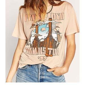 Pink Floyd T-shirt from revolve
